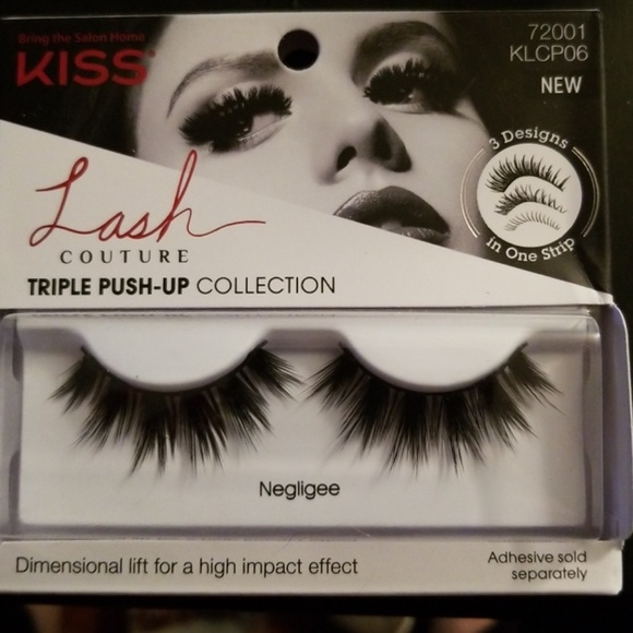 a106b67c66a Kiss Makeup | Lash Couture Triple Pushup Collection | Poshmark